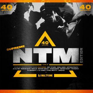 40 Minutes Of Malt (Tape #5 : Suprême Edition)
