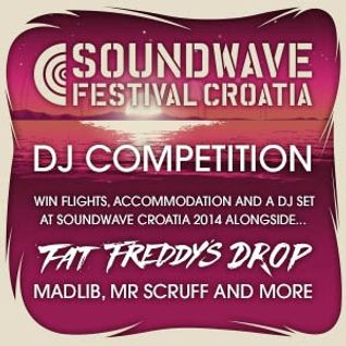 Soundwave Croatia 2014 DJ Competition Entry DJ FOS LOVES CROATIA Dancehall Twerk Old School Mix