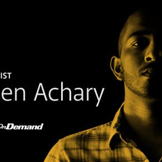 Praveen Achary - Featured Artist on Proton Radio (07.08.2013)