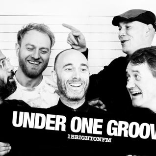 Under One Groove Radio Show with Brighton Andy Mac 3.2.16 on 1BrightonFM