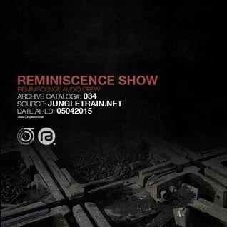 Reminiscence Show 05042015 @ Jungletrain.net