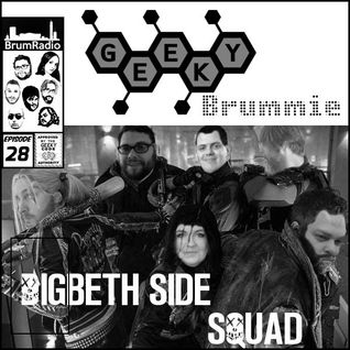 Geeky Brummie with Ryan Parish (27/08/2016)