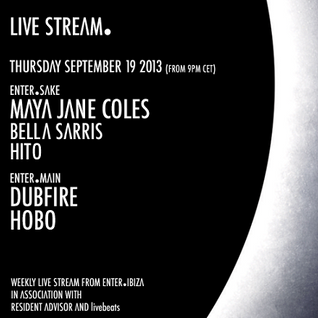 Maya Jane Coles - Live At Enter.Sake Week 12 (Space Ibiza) - 19-Sep-2013