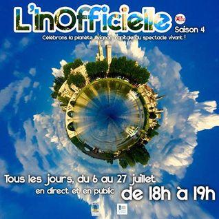 Inofficielle #4 - 21/07/2016 avec Xavier Fagnon - Radio Campus Avignon