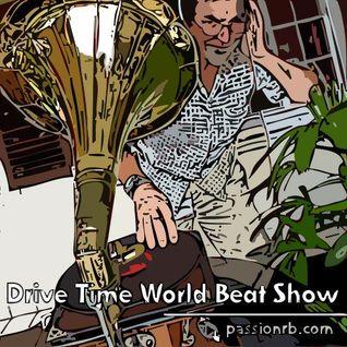 Drive Time World Beat Show with Dj Jim Jam Jerry (18.10.2016)