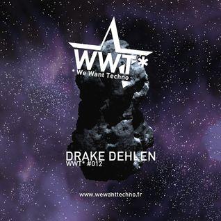 Drake Dehlen - 2012 N°3 (Techno mix)-(Radio WWT - january)