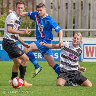 Whitby Town v Darlington- 2/8/14- Full Match Replay
