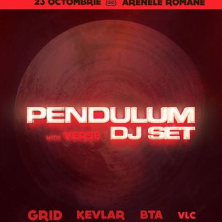 GRID live @ Arena DnB 23.10.2015.