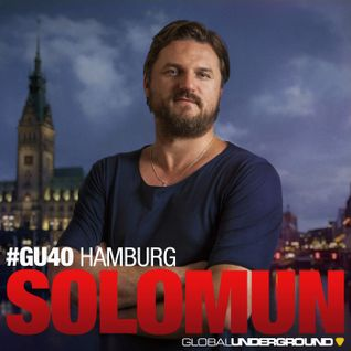 Global Underground #40 SOLOMUN-HAMBURG (CONTINUOUS MIX CD1)