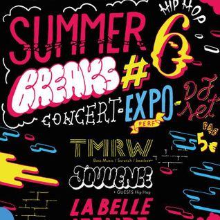 "Summer Break #6 Warm Up @ Bagus Bar #Tropical #Oldies (100"")"