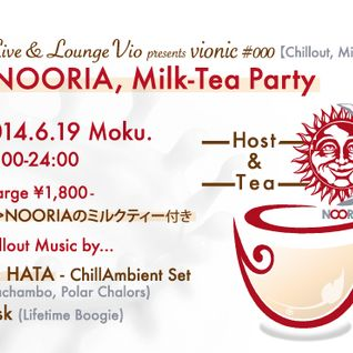 2014.6.19 nagoyaVIO - NOORIA, MILK-TEA PARTY -