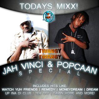 Jah Vinci & Popcaan Special By Dj Patuu