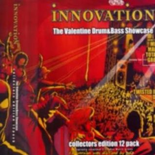 DJ Hype Innovation 'The Valentines D&B Showcase' Feb 2002