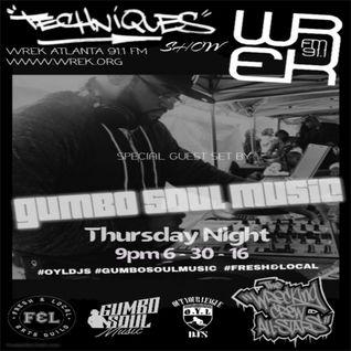WREK ATLANTA 91.1FM GUEST DJ SET