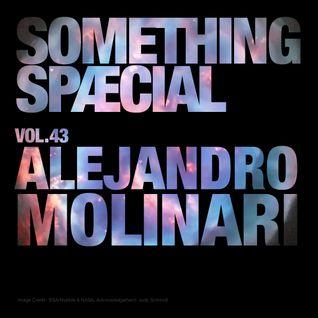 SOMETHING SPÆCIAL Vol.43 by Alejandro Molinari