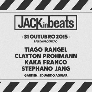 Warm up Jack In Beats @ Bar da Produção (31/10/15) Pt. 1