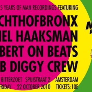 Bert on Beats - Amsterdam Dance Event Promo Mix 2010