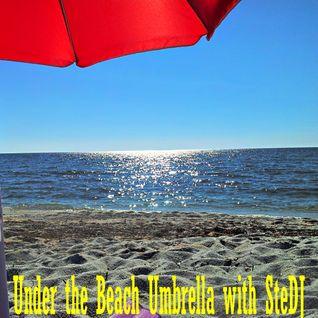 Under the Beach Umbrella with SteDJ