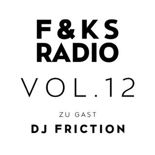 F&KS Radio Vol. 12 // DJ FRICTION