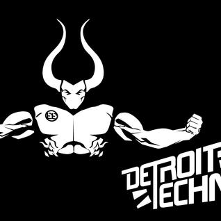 Viking Detroit Techno mix (100% vinyls)
