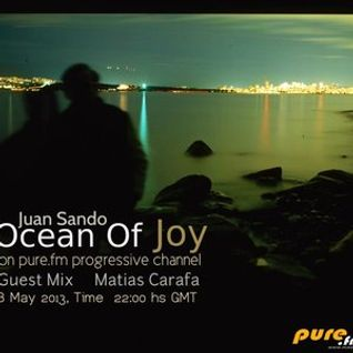 Matias Carafa @ Ocean of Joy 016 [8th may 2013] on pure.fm
