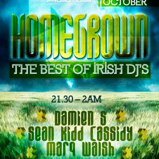 DJ Damien S - Homegrown Generation