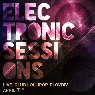woox pres. Electronic Sessions. Live @ Club Lollipop. April 7th, 2012.