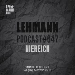 Lehmann Podcast #047 - Niereich