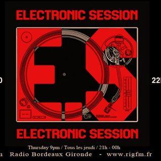 Electronic Session [15.01.2015] YANIX // AURA1