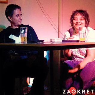 Radio Dan @ Zaokret - Miško Bilbija & Aleksandra Nikšić /10-05-2016/