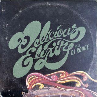 Delicious Elixir - Show 80 - Soul Train