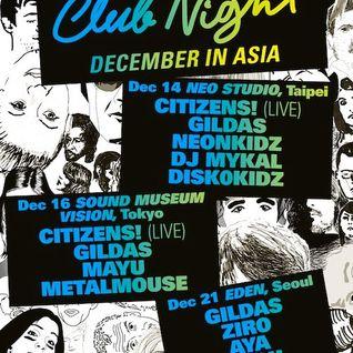NeonKidz x Kitsuné Club Night Taipei Opening DJ Set