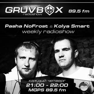 GRUVBOX by Pasha NoFrost & Kolya Smart 20.03.2014 GUESTMIX - SEB SKALSKI