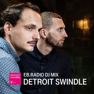 DJ MIX: DETROIT SWINDLE