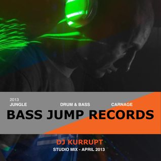 Bass Jump Records Presents - Kurrupt Studio Mix