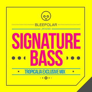 Signature Bass @ Tropicalia