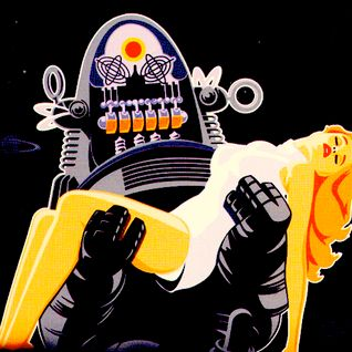 JUiCY Robot Lust Mix - SPLiCER & Mr. Oblivious