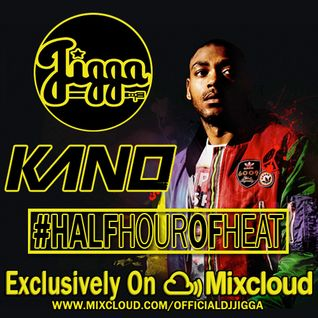 @OFFICIALDJJIGGA KANO #HALFHOUROFHEAT