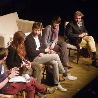 WhatsOnStage Q&A with company of Scenes From A Marriage