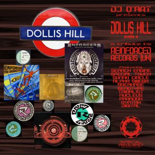 DJ Q^ART - Dollis Hill (Tribute To Reinforced 2nd Wave)