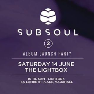 Ben Knight LIVE at SubSoul 2 Album launch. @Lightbox, London (June 2014)