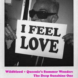 Wildblood + Queenie's Summer Wonders: The deep sunshine one