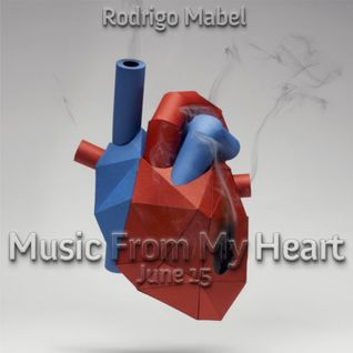 Music From My Heart June 15 - Rodrigo Mabel