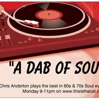 adabofsoul radio show mon 26-01-2015 with chris and the current fave 5 of soulful cris top top tunes