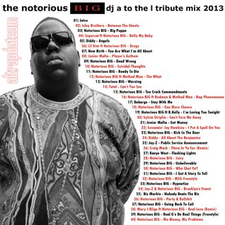 DJ A to the L – Notorious BIG 2013 Tribute Mix