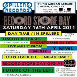 Everything you ever wanted to know about running an (independant) Record Store..... and more!