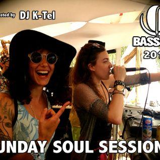 DJ K-Tel - Bass Coast Sunday Soul Sessions 2015