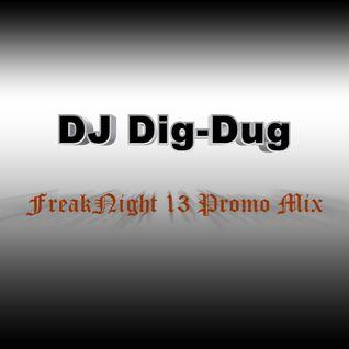 """FreakNight 13 Promo Mix""   ///   10-31-09"