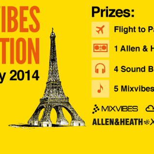 Mixvibes 2014 DJ competition (Dj Andy Mous)
