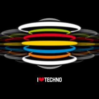 Hard Deep Rolling Techno Mixed By DJ TanTrum